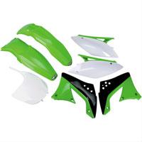 Ufo Kit Plastiche Kawasaki Kxf 450 10-11