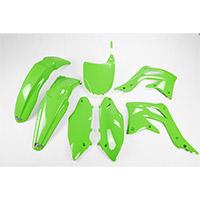Kit Plastiche Ufo Kawasaki Kxf 450 2012 Verde