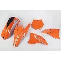 Ufo Kit Plastiche Ktm Sx Sxf 07-08 Arancio