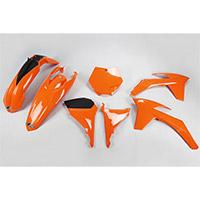 Ufo Kit Plastiche Ktm Sx 2011 Arancio