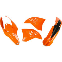 Ufo Plastic Kits Ktm Ktm Exc 11