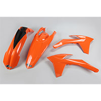 Ufo Kit Plastiche Ktm Exc 12-13 Arancio