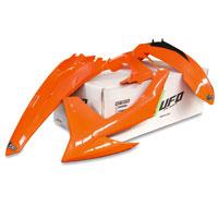 Ufo Plastic Kits Ktm Ktm Exc 12-13