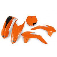 Ufo Kit Plastiche Ktm 85 13-16 Arancio