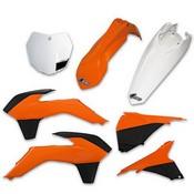 Ufo Plastic Kits Ktm Ktm Sxf 11-12 Sx 12