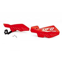 Ufo Viper 2 Universal Handguards Red