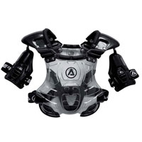 Acerbis Bomber Junior Black Chest Protector Kid