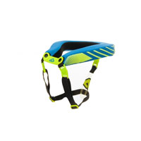 Acerbis Stabilizing Collar Junior 2.0 Giallo Fluo Blu Bimbo