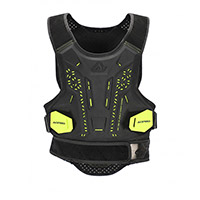 Acerbis Dna Body Protection Black Yellow