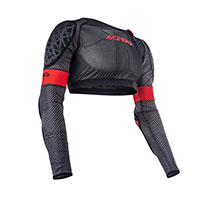 Acerbis Galaxy Body Armour Gray Red