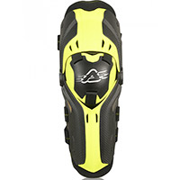 Acerbis Gorilla Level 2 Knee Guard Yellow