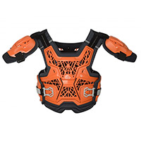 Acerbis Gravity Level 2 Kid Body Armour Orange Kinder