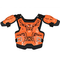 Acerbis Gravity Kid Roost Deflector Orange Kid