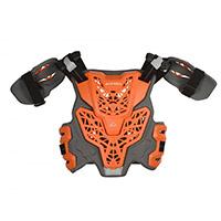 Acerbis Gravity Lv2 Protector Orange