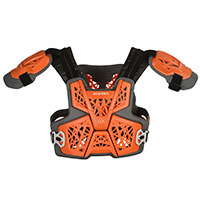 Acerbis Gravity Roost Deflector Orange