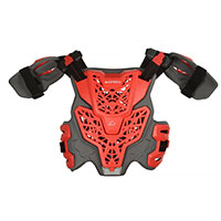 Acerbis Gravity Roost Deflector Red