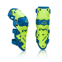 Acerbis Impact Evo 3.0 Knee Guards Yellow