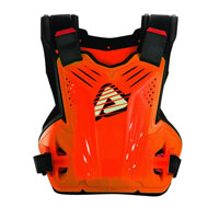 Acerbis Impact Mx Chest Protector Fluo Orange