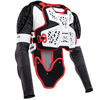 Acerbis Galaxy Body Armour Black White