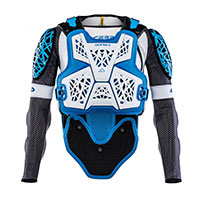 Acerbis Galaxy Body Armour Blue White