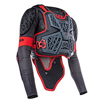 Acerbis Galaxy Body Armour Gray Black