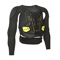 Acerbis Plasma Level 2 Body Armour Black Yellow
