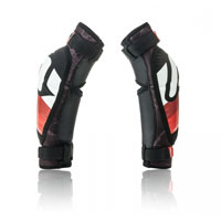 Acerbis Soft 3.0 Junior Elbow Guards Black Red 2018 Kinder