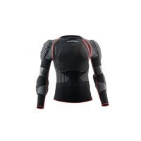 Acerbis X-fit Pro 2.0 Body Armour Black 2018
