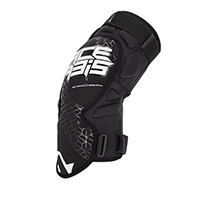 Acerbis X-knee Soft Knee Guards Black