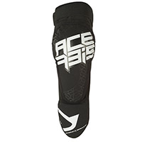 Acerbis X Zip Knee Protector Black