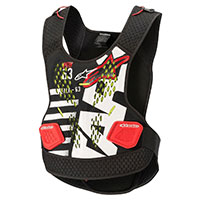 Alpinestars Sequence Chest Protector Bianco