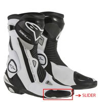 Alpinestars Smx-plus Toe Slider 2015 25sli15