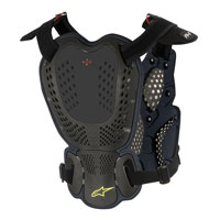 Alpinestars A-1 Roost Guard Nero Antracite