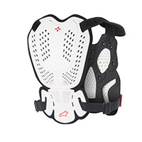Alpinestars A-1 Roost Guard White