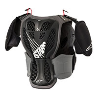 Alpinestars A-5 S Youth Body Armour White Kid