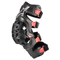 Ginocchiera Alpinestars Bionic-10 Carbon Sinistra