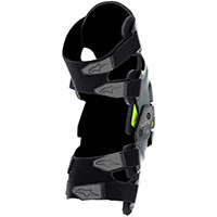 Alpinestars Bionic 5s Youth Knee Guards Yellow Kinder