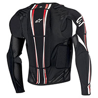 Alpinestars Bionic Plus Jacket Black Red