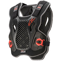 Alpinestars Bionic Action Chest Protector Black Red