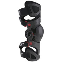 Alpinestars Fluid Tech Carbon Knee Brace - Sinistro