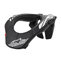 Alpinestars Youth Neck Support Black Kid