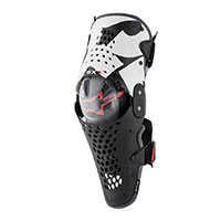 Alpinestars Sx-1 Knee Guard Black White