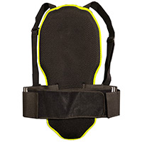 Berik Carapax Lv2 Back Protection Yellow Fluo