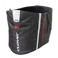 Cinturón Clover Thermobelt Pro negro