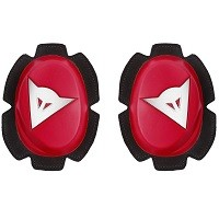 Dainese Pista Knee Slider Red