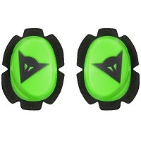 Dainese Pista Knee Slider Green