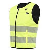 Gilet Dainese Smart Jacket D-air® Hi-vis
