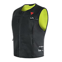 Gilet Dainese Smart Jacket D-Air® negro