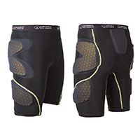 Forcefield Contakt Cycle Shorts Grigio Antracite