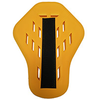 Forcefield Isolator Armor L2 001 Velcro amarillo
